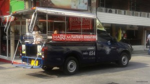 Songthaew bar bus
