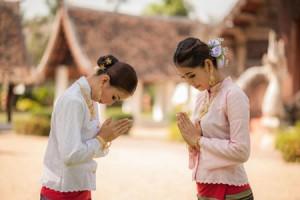 Show respect to Thais