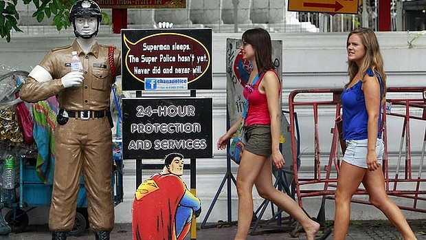 tourist safety thailand