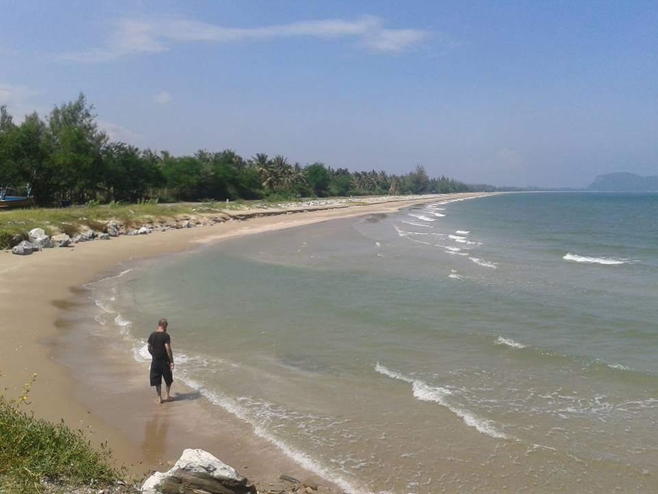 Hua Hin Pran Buri Beach