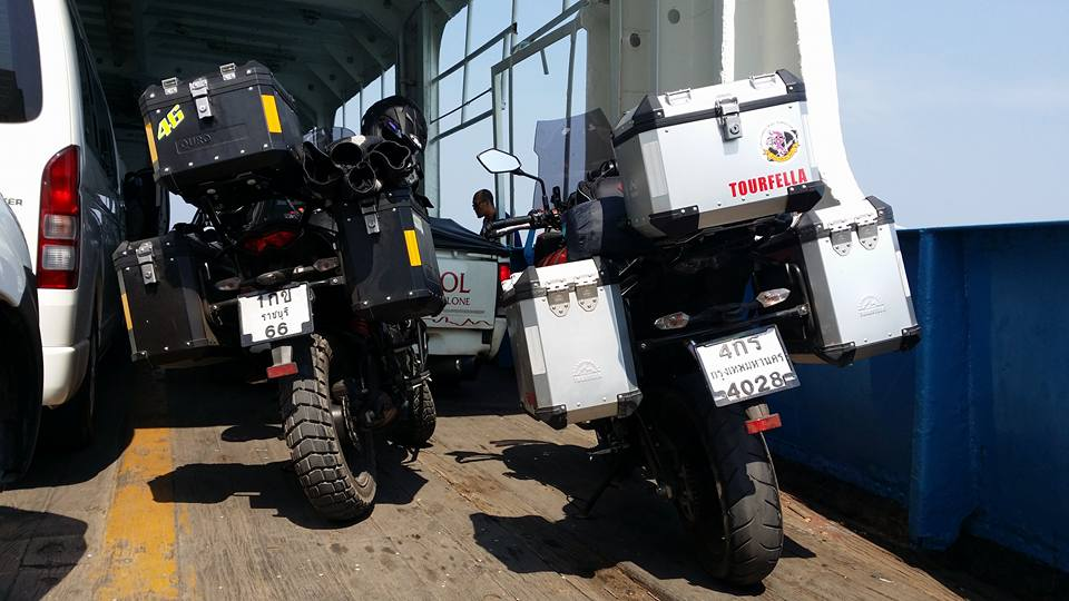 Veerubber tyres Thailand Kawasaki Versys