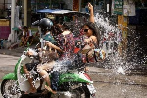 Songkran Ban Pong Ratchaburi