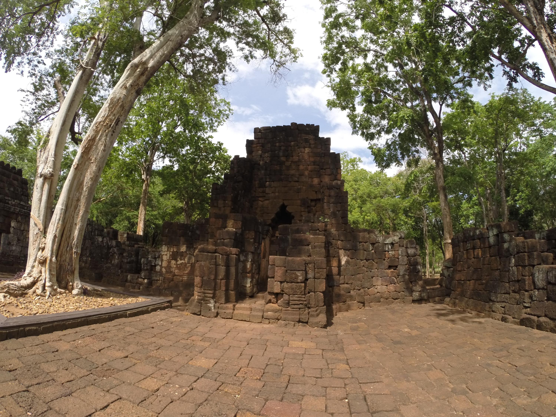 Prasat Muang Sing Historical Park Kanchanaburi