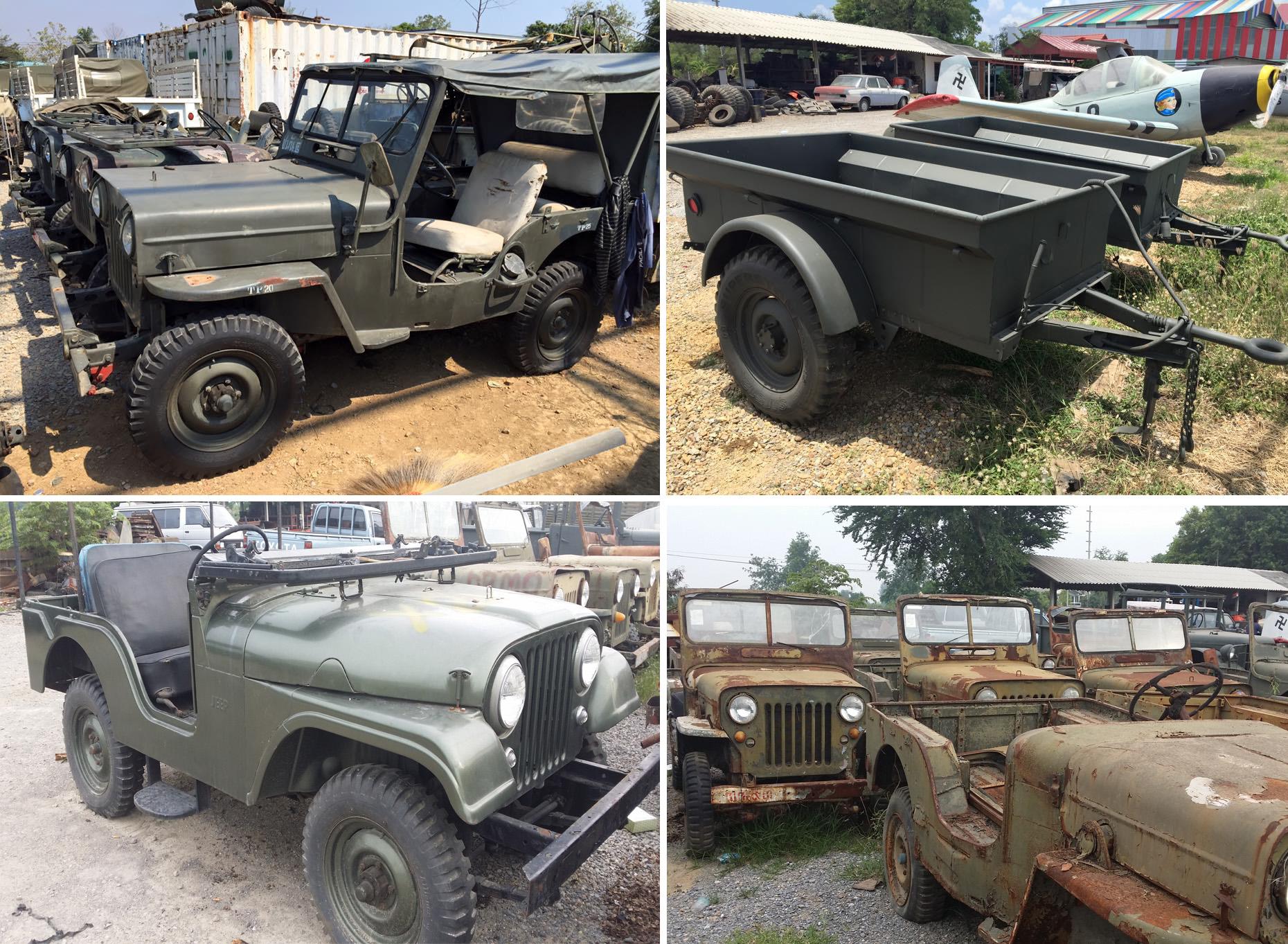 Thailand Jeeps X Jeep Unity Club X XJ Cherokee X Kaiser M715 X Kanchanaburi X MB Willy X Ford Willys X 4x4 drivers X Jeep CJ5 Thailand X Jeep M38 Thailand