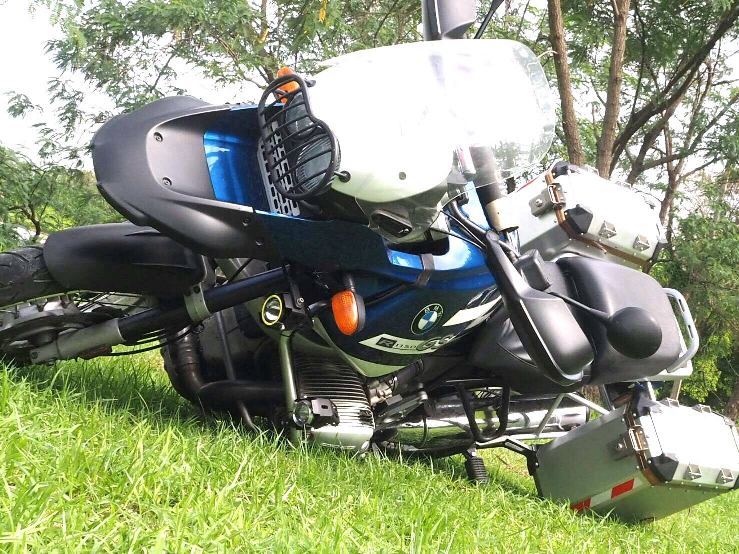 Tor Adventure Motorcycle Panniers Thailand Side Boxes Versys CB500X Ducati Hyperstrada