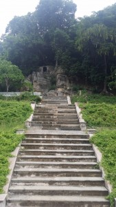 What's on Ko Sichang Island in Thailand? Ruins