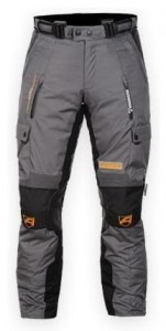 Akito Desert Pants Black Anthracite