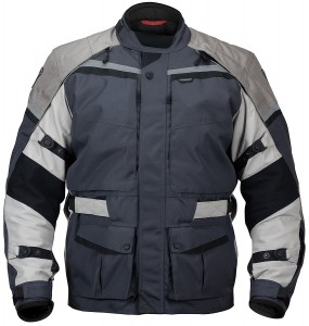 Pilot Motosport Men's Trans.Urban Motorcycle Touring Jacket