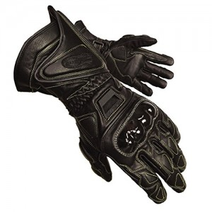 Olympia 340 Vented Kevlar Protector Motorcycle Sport Gloves