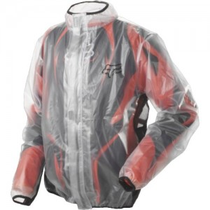 Fox Racing MX Fluid Men's Off-Road/Dirt Bike Motorcycle Jacket