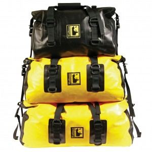 Wolfman Expedition Dry Duffel Bag Large Yellow