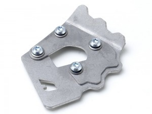 AltRider D107-0-1101 Silver Side Stand Foot