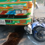 Harry Cross Motorcycle Accident Thailand
