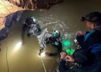 Thailand soccer team 13 rescue