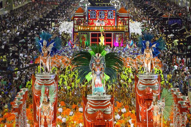 2018 Rio de Janeiro Carnival Dates