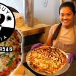 BEST Pizza in Thailand wise Guy Pizzeria