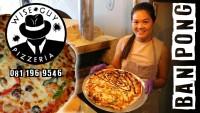 BEST Pizza in Thailand wise Guy Pizzeria